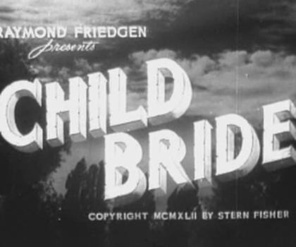 video:child bride
